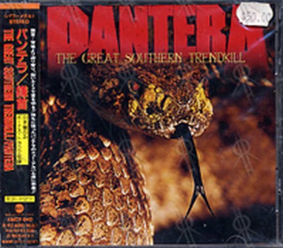 PANTERA - The Great Southern Trendkill - 1