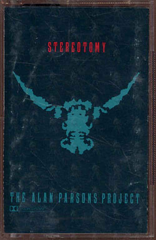 PARSONS-- ALAN PROJECT-- THE - Stegrotomy - 1