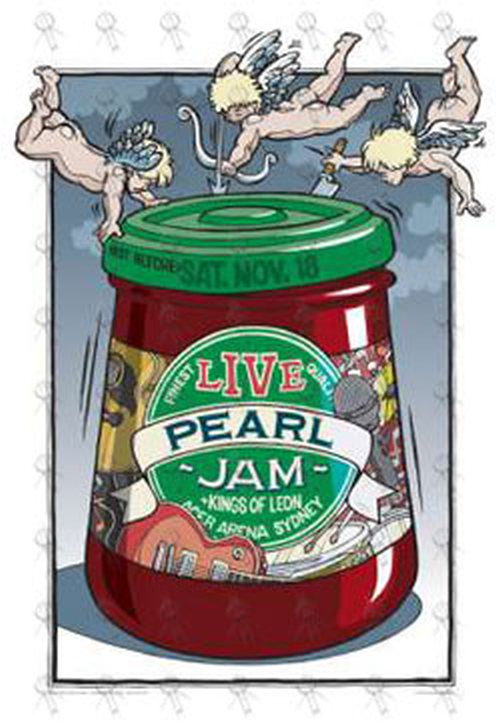 PEARL JAM - Acer Arena