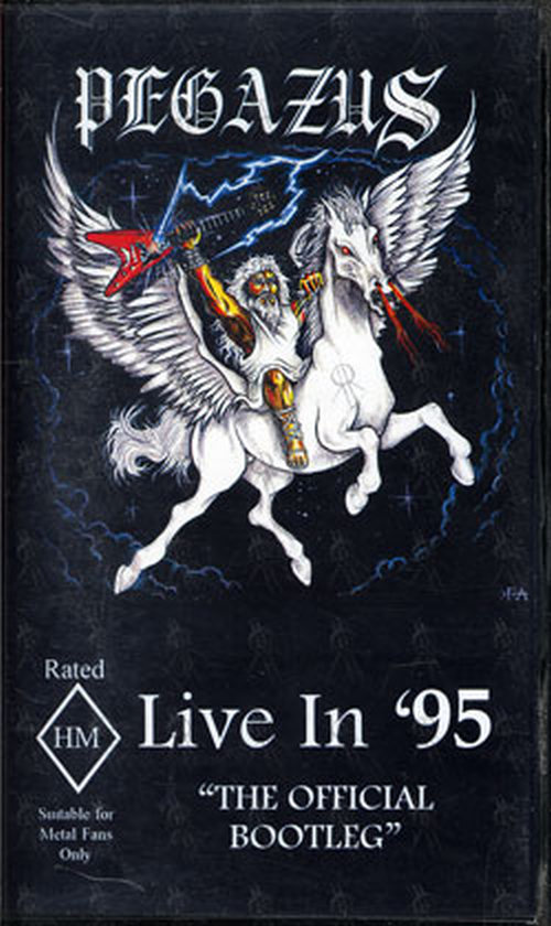 Live In '95 The Official Bootleg