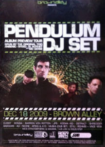 PENDULUM - Album Preview Tour - DJ Set