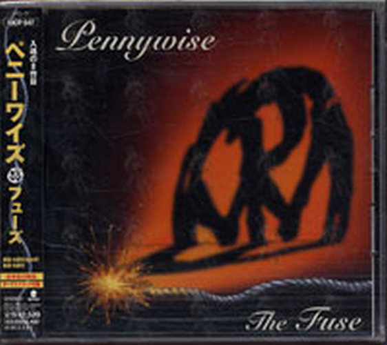 Pennywise The Fuse Album Cd Rare Records