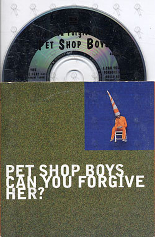 Pet Shop Boys Can You Forgive Her