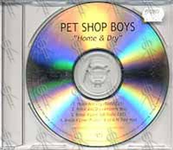 PET SHOP BOYS - Home & Dry - 1