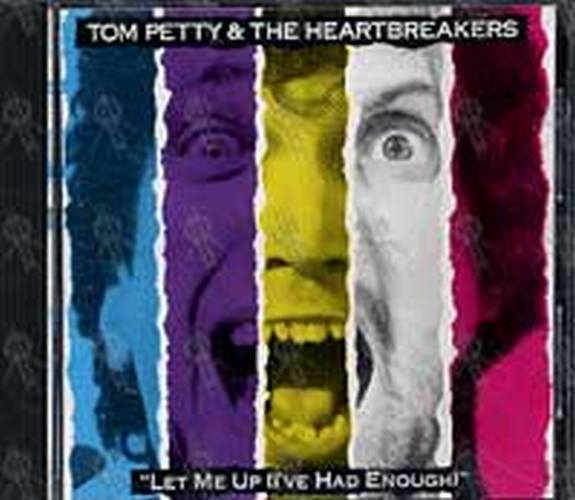 PETTY & THE HEARTBREAKERS-- TOM - Let Me Up (I've Had Enough) - 1