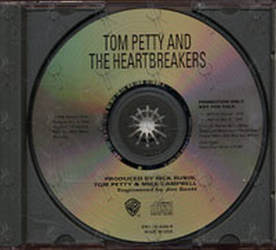 PETTY & THE HEARTBREAKERS-- TOM - Walls - 1