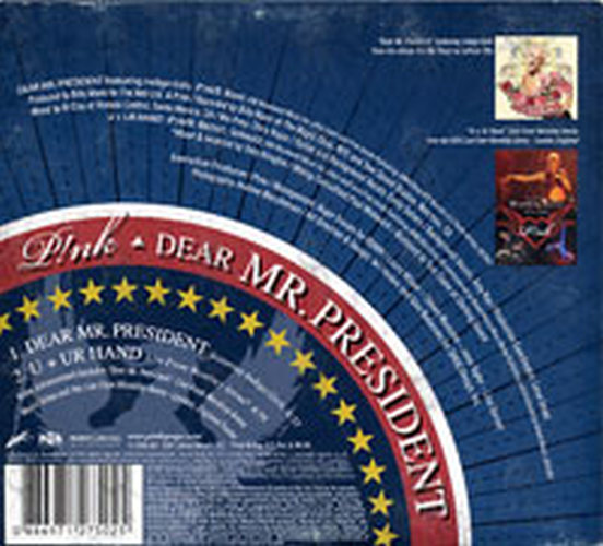 pink dear mr president analysis What instruments were used in pink's song dear mr president i can hear a guitar, what other instruments were used i need this as part of a school.