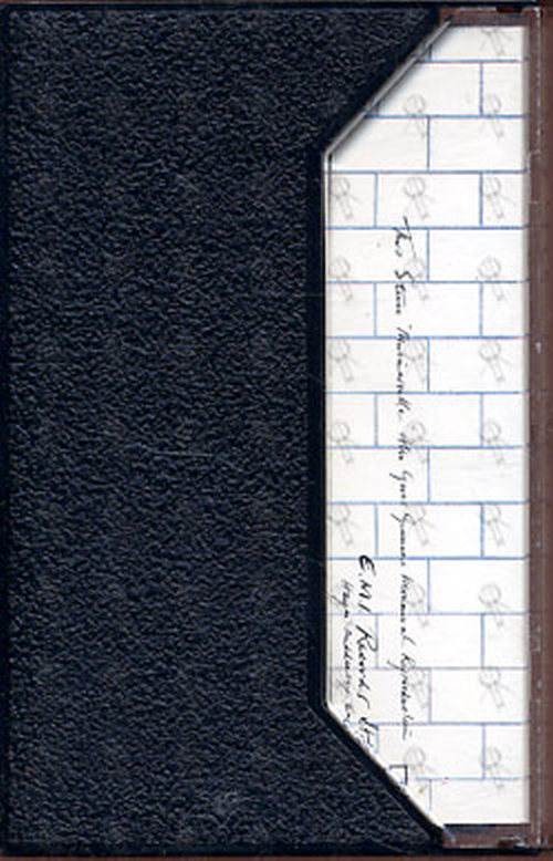 Pink Floyd The Wall Audio Tapes Rare Records