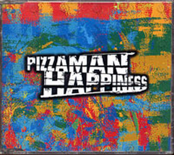 PIZZAMAN - Happiness - 1