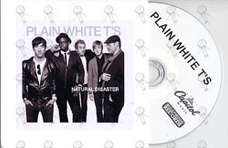 PLAIN WHITE T'S - Natural Disaster - 1