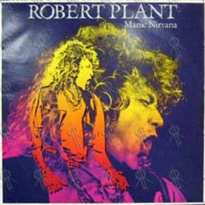 Plant Robert Lullaby And The Ceaseless Roar 12 Inch