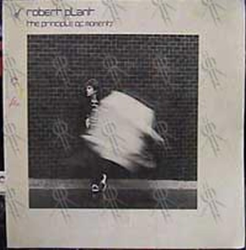 PLANT-- ROBERT - 'The Principle Of Moments' 1984 Aus./NZ Tour Program - 1