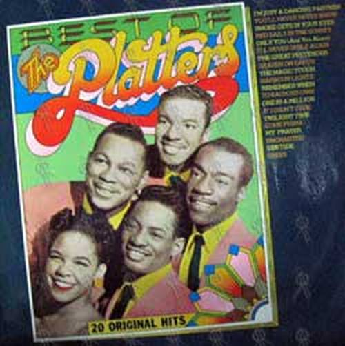 PLATTERS-- THE - Best Of - 1