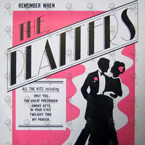 PLATTERS-- THE - Remember When - 1