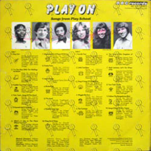 Play School Play On Songs From Play School 12 Inch