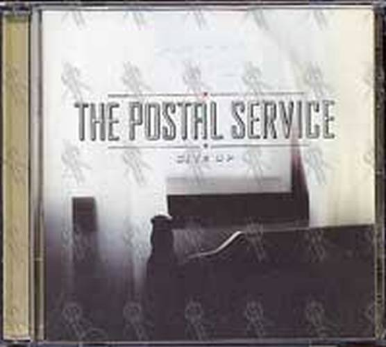 Postal Service The Give Up Album Cd Rare Records