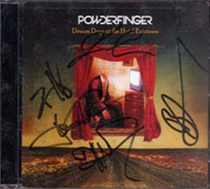 POWDERFINGER - Dream Days At The Hotel Existance - 1