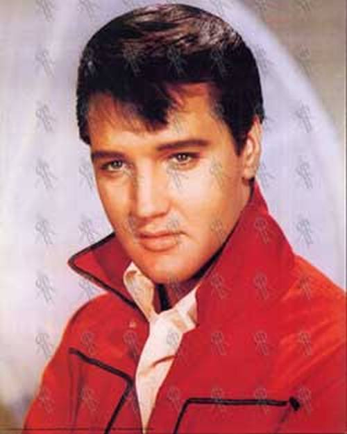 PRESLEY-- ELVIS - Colour Print (#336) - 1