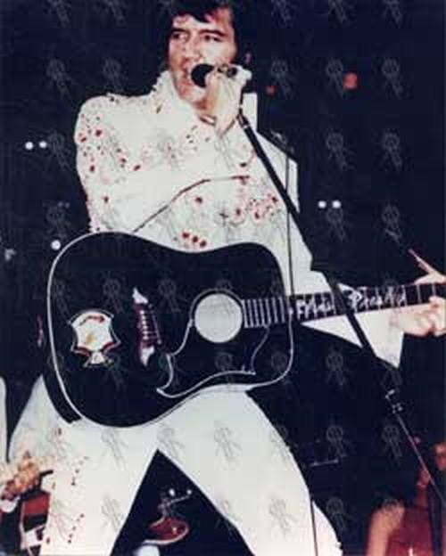 PRESLEY-- ELVIS - Full Colour Print #1 - 1