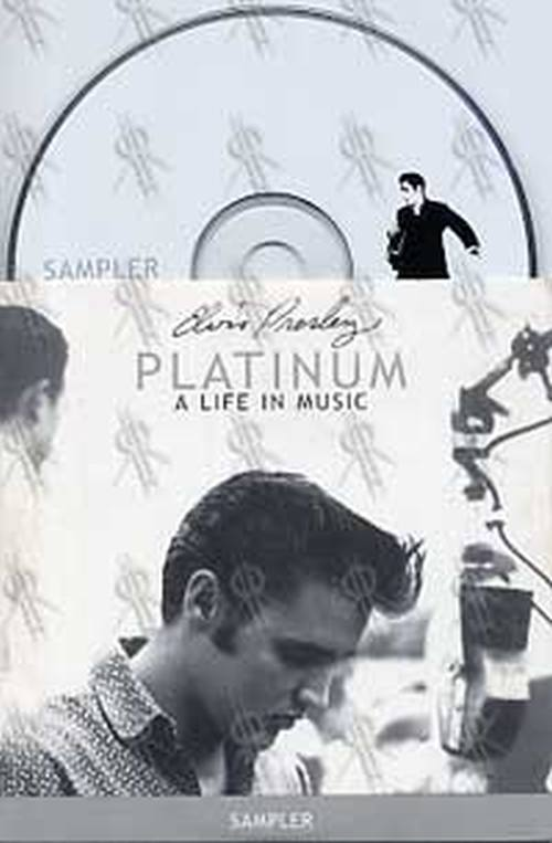 PRESLEY-- ELVIS - Platinum: A Life In Music - 1
