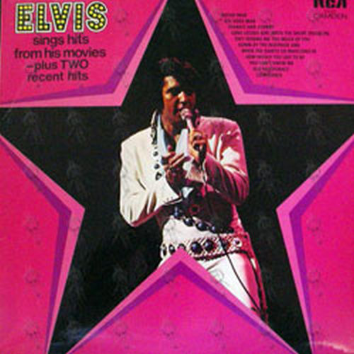 PRESLEY-- ELVIS - Sings Hits From His Movies - 1