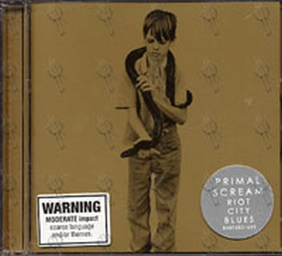 PRIMAL SCREAM - Riot City Blues - 1