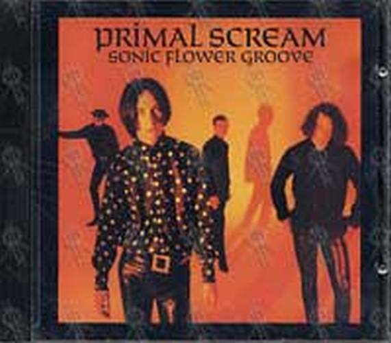 PRIMAL SCREAM - Sonic Flower Groove - 1
