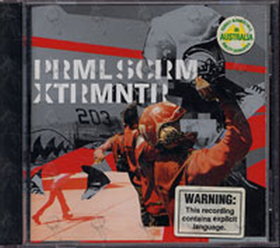 PRIMAL SCREAM - XTRMNTR - 1