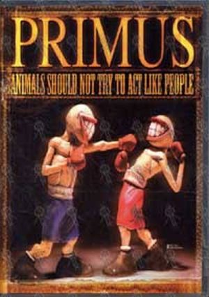 PRIMUS - Animals Should Not Try To Act Like People - 1