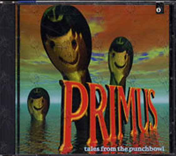 PRIMUS - Tales From The Punchbowl - 2