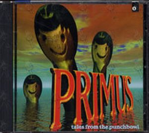 PRIMUS - Tales From The Punchbowl - 1