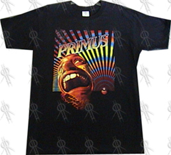 PRIMUS - 'Tales From The Punchbowl' Black T-Shirt - 1