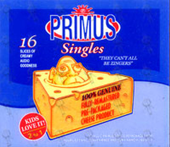 PRIMUS - They Can't All Be Zingers - 1