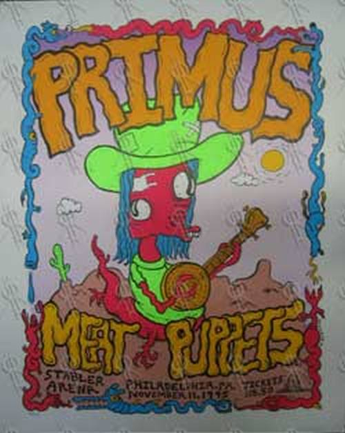 PRIMUS|MEAT PUPPETS - Stabler Arena