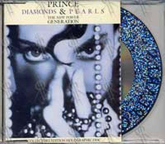 PRINCE AND THE NEW POWER GENERATION - Diamonds & Pearls - 1