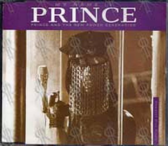 PRINCE AND THE NEW POWER GENERATION - My Name Is Prince - 1