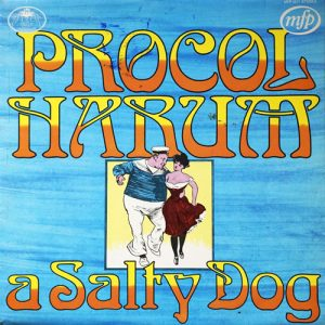 PROCOL HARUM - A Salty Dog - 1