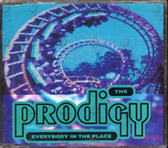 PRODIGY - Everybody In The Place - 1
