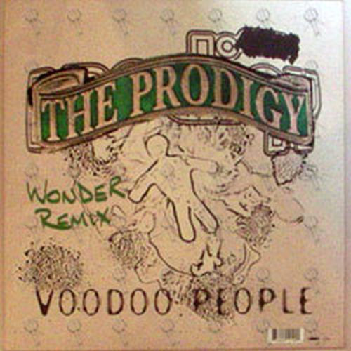 PRODIGY - Voodoo People (Wonder remix) - 1