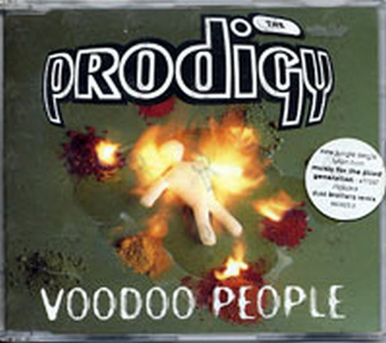 PRODIGY - Voodoo People - 1