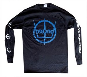 PRONG - Black Prove You Wrong 1991 Long Sleeve Tour Shirt - 1