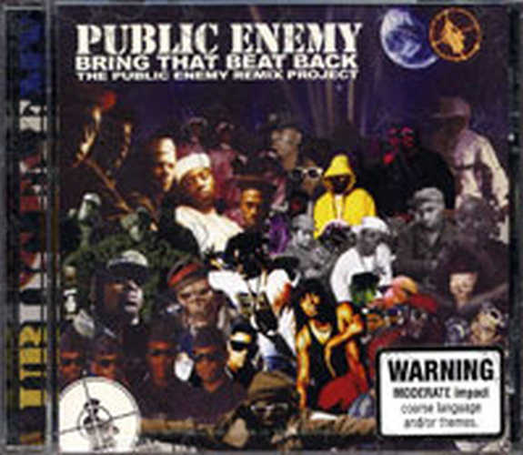 PUBLIC ENEMY - Bring That Beat Back: The Public Enemy Remix Project - 1
