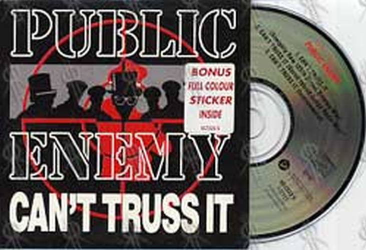 PUBLIC ENEMY - Can't Truss It - 1