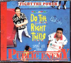 PUBLIC ENEMY - Fight The Power (Extended Version) - 1