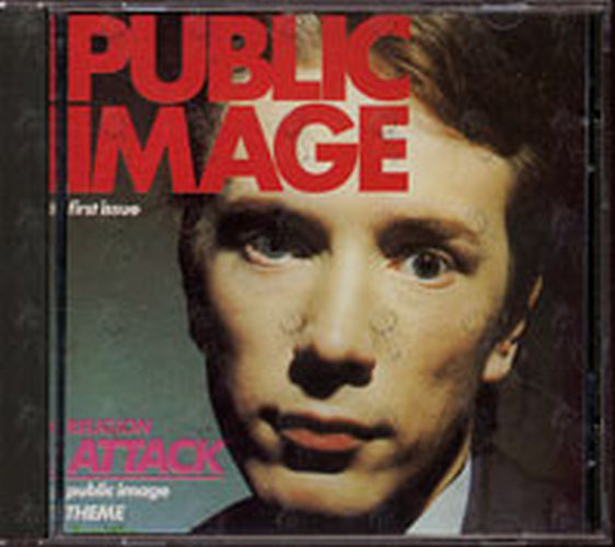 PUBLIC IMAGE LIMITED - First Issue - 1