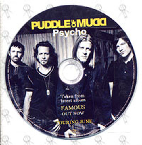 PUDDLE OF MUDD - Psycho (CD) | Rare Records