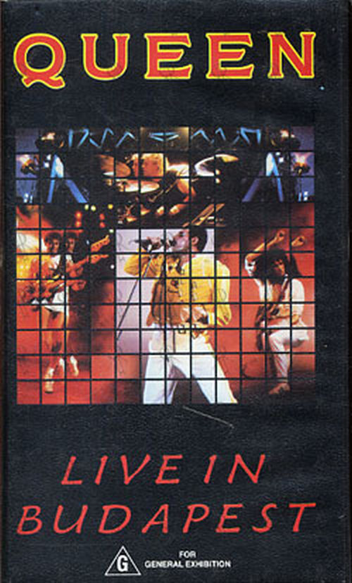 QUEEN - Live In Budapest - 1