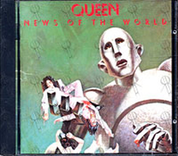 Queen News Of The World Album Cd Rare Records