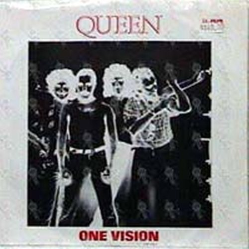 QUEEN - One Vision - 1