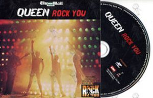 QUEEN - Rock You - 1